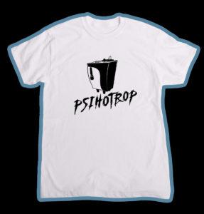 """Tricou alb, personalizat cu """"Logo"""" pentru baieti"""