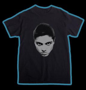 """Tricou negru, personalizat cu """"Unicitate"""" pentru băieţi"""